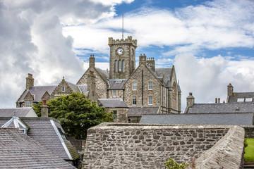 Lerwick, Town Hall, Shetland, Scotland2