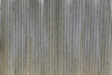 zinc tiles