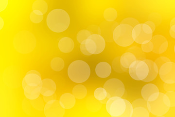 bokeh gold colorful light background