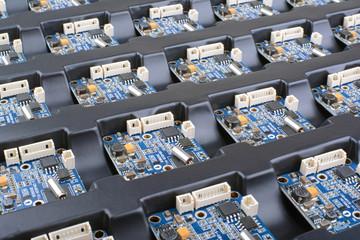 Electronic modules - fototapety na wymiar