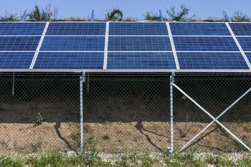 Sonnenenergie Photovoltaik