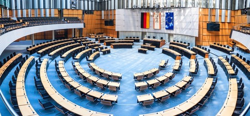 State parliament in Berlin
