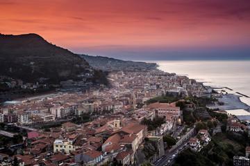 Alba a Ventimiglia