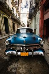 Fototapeta premium Kuba Vintage