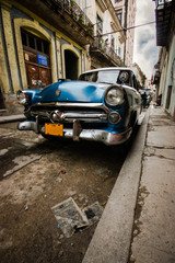 Poster South America Country Cuba Vintage