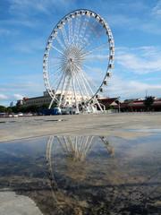 Big Ferris Wheel at ASIATIQUE The Riverfront Factory District