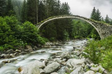 Stone Bridge, Rize, TURKEY