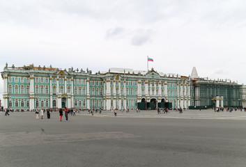Schlossplatz Sankt Petersburg
