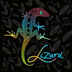 bright lizard