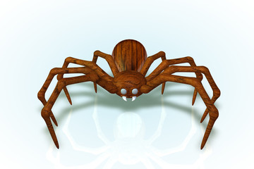 Woody, The Wood Spider