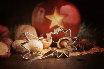 Xmas Star for Cookies