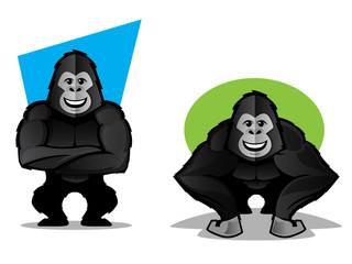 Gorilla Character Set