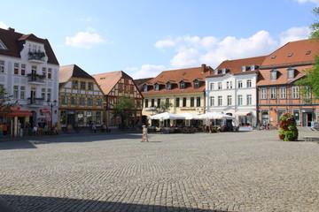 Waren Marktplatz Deutschland