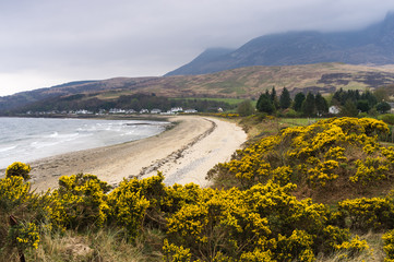 Sannox beach - Isle of Arran