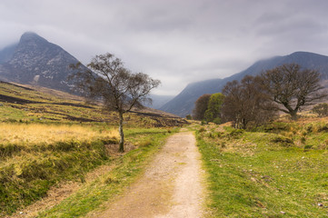 Glen Sannox - Isle of Arran