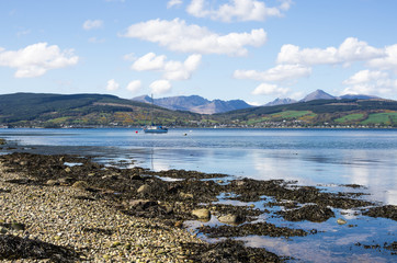 Lamlash Bay - Isle of Arran