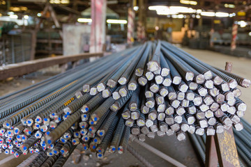 steel rod for construction , bangkok in Thailand