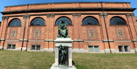 Arkonagade 13, København, Danmark kunstmuseum København