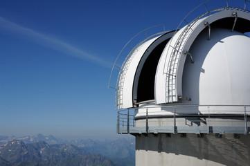 observatoire du Pic du Midi de Bigorre, coupole