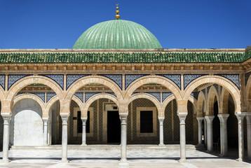 Tuinposter Tunesië Mausoleo Burguiba Túnez