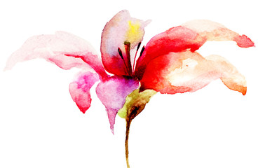 Decorative LIly flower
