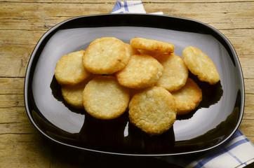 Ofenkartoffeln Baked potatoes Patate al forno Bakad potatis