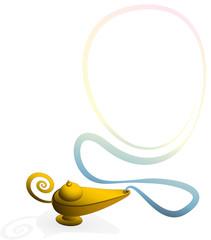 Magic Lamp Smoke Ring