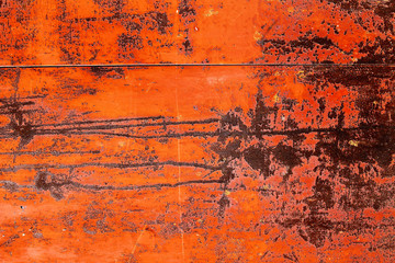 rusty abstract background Wall mural