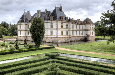 Chateau de Cormatin - France