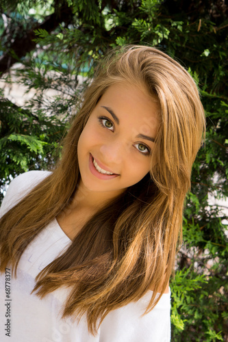 quotbelle jeune fillequot photo libre de droits sur la banque d