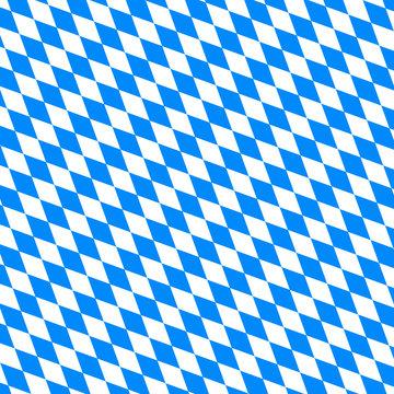 Muster Bayern quer - Oktoberfest