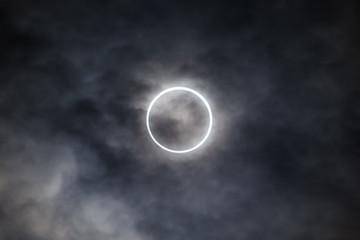 金環日食 2012年日本