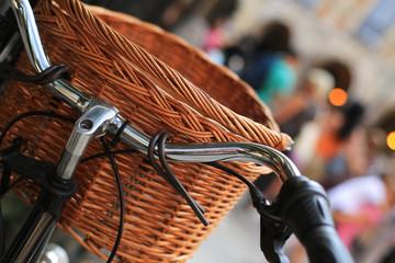 Urban retro bicycles