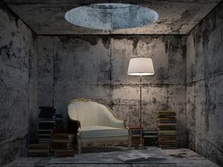 grange reading room