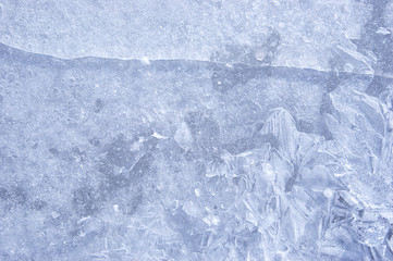 Ice Surface Backgrounds 6