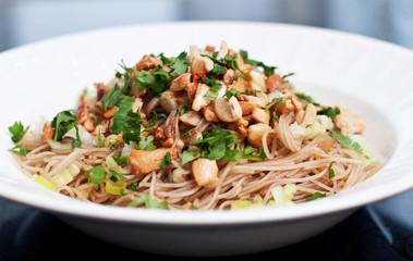 Asiatic rice noodles