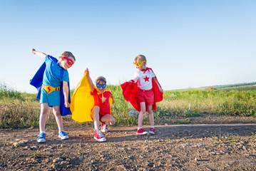 children superheros