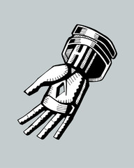 Christ hand