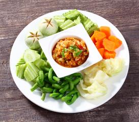 Spicy shrimp dip sauce