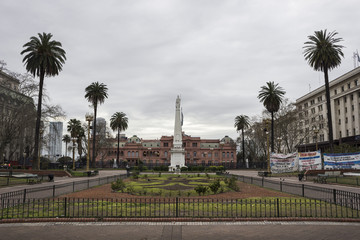 Casa Rosada de Buenos Aires