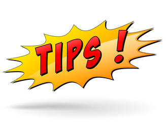 Vector tips star