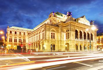 Keuken foto achterwand Wenen Vienna state opera