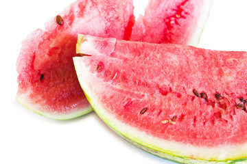 slice of fresh watermelon