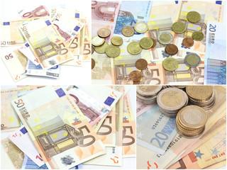 collage argent
