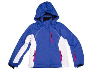 Winter jacket with hood