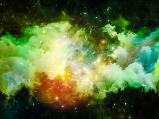 Inner Life of Nebula