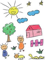 Children Doodle 3