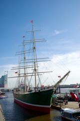 Museumsschiff Rickmer Rickmers - Hamburg