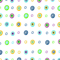 Modern abstract colorful design background