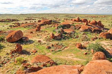 Karlu Karlu - Devils Marbles in outback Australia